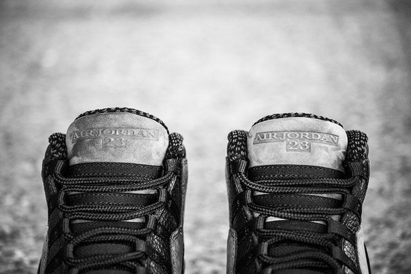 "Air Jordan 10,Shadow,AJ10,3108  继 CDP 套装后首次回归!Air Jordan 10 ""Shadow"" 即将发售"