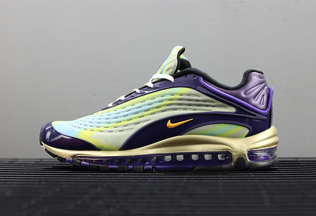 Skepta,Nike,Air Max Deluxe  视觉系老炮儿!疑似 Skepta x Nike 全新联名曝光
