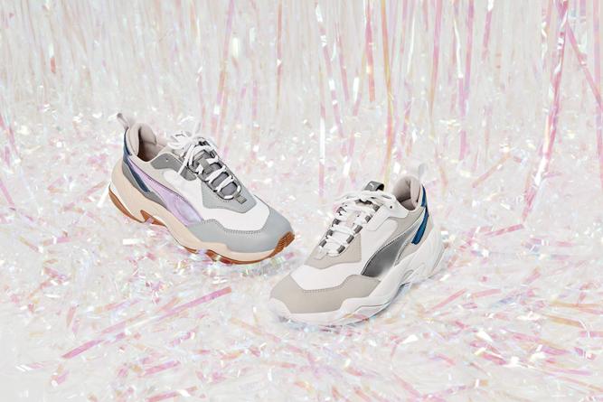 PUMA  将复古进行到底!PUMA 全新 THUNDER ELECTRIC 鞋款即将发售